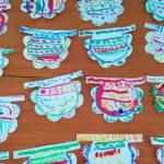 Выставка работ «Украшение фартука»