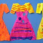 «Узоры на платье»