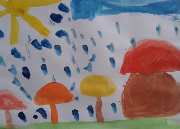 «Грибной дождик»