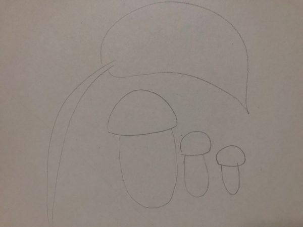 «Семейка грибов», этап 2