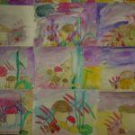 Рисунки «Грибы и ягоды»