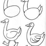 Схема гуся