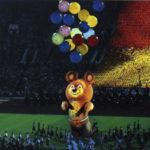 Олимпийский Мишка, 1980
