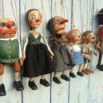 Деревянные марионетки