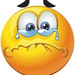 Эмотикон Плачущий