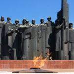 Вечный огонь в Воронеже