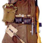 Зимняя экипировка солдата