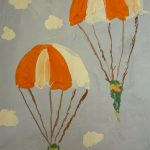 Два парашютиста