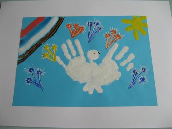 бабушка, рисование открытка к 9 мая подготовительная группа бондарчук надела очень