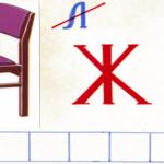 Ребус со стулом