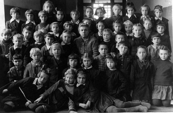 первый класс в СССР