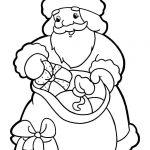 Дед Мороз с мешком