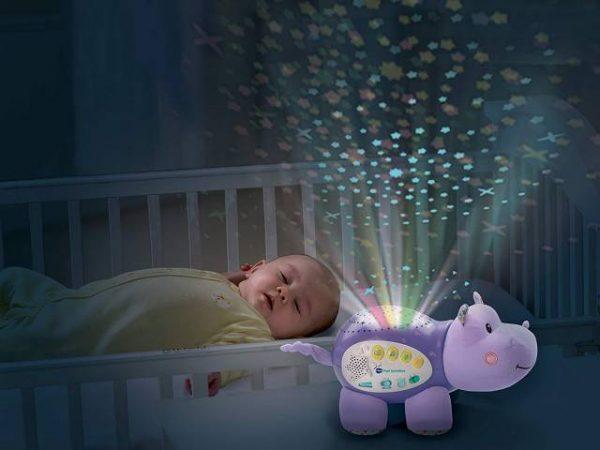 Ночник «Бегемотик» для детской комнаты