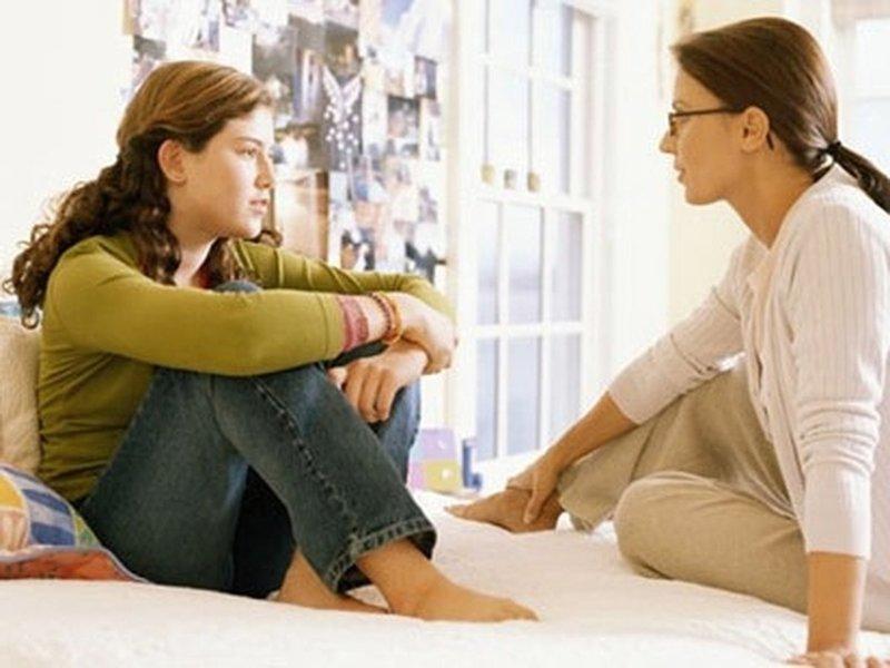 Важная задача родителей - рассказать ребёнку о сексе