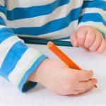 Захват ручки четырьмя пальцами
