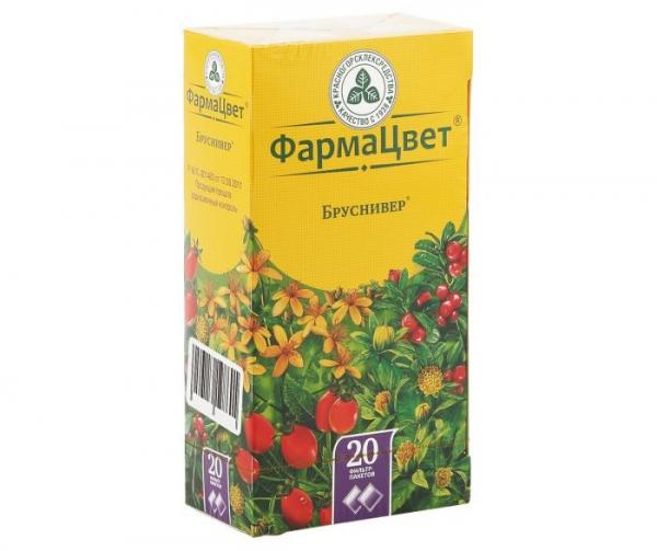 Упаковка Бруснивера